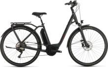 E-Bike Cube Town Sport Hybrid Pro 500 iridium´n´red