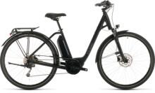 E-Bike Cube Town Sport Hybrid ONE 400 black´n´grey