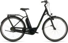 E-Bike Cube Town Hybrid Pro 500 black´n´green