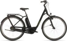 E-Bike Cube Town Hybrid Pro 400 black´n´green