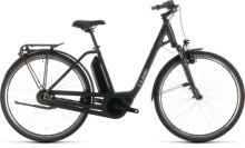 E-Bike Cube Town Hybrid ONE 500 iridium´n´black