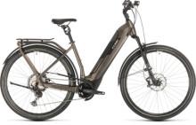 E-Bike Cube Kathmandu Hybrid SLT 625 teak´n´silver