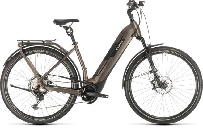 E-Bike Cube Kathmandu Hybrid SLT 625 teak´n´silver 2020