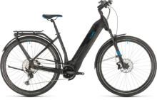 E-Bike Cube Kathmandu Hybrid SL 625 black´n´blue