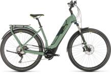 E-Bike Cube Kathmandu Hybrid EXC 625 green´n´green