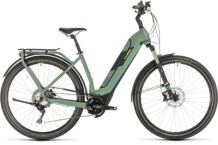 E-Bike Cube Kathmandu Hybrid EXC 500 green´n´green