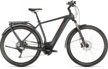 E-Bike Cube Kathmandu Hybrid EXC 625 iridium´n´red