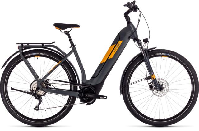 E-Bike Cube Kathmandu Hybrid Pro 625 grey´n´orange 2020