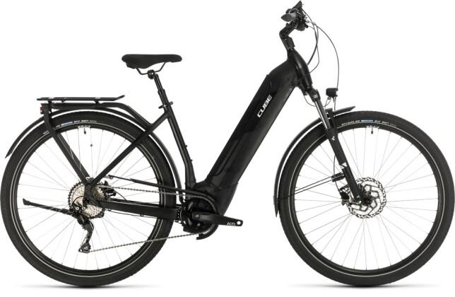 E-Bike Cube Kathmandu Hybrid Pro 625 black´n´white 2020