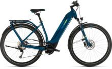 E-Bike Cube Kathmandu Hybrid ONE 500 blue´n´yellow