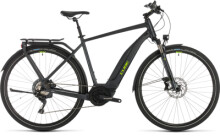 E-Bike Cube Touring Hybrid EXC 500 iridium´n´green