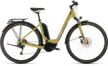 E-Bike Cube Touring Hybrid ONE 500 green´n´white