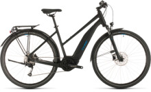 E-Bike Cube Touring Hybrid ONE 400 black´n´blue