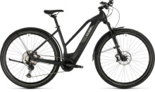 E-Bike Cube Cross Hybrid SL 625 Allroad iridium´n´white
