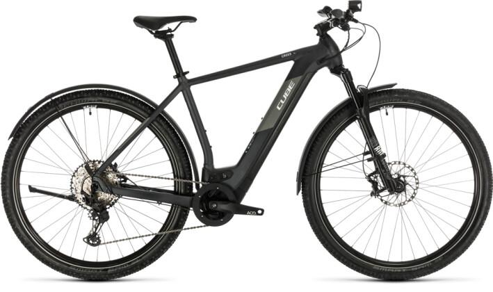 E-Bike Cube Cross Hybrid SL 625 Allroad iridium´n´white 2020