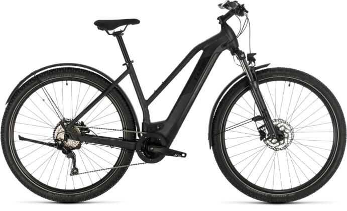 E-Bike Cube Cross Hybrid Pro 625 Allroad iridium´n´black 2020