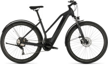 E-Bike Cube Cross Hybrid Pro 500 Allroad iridium´n´black