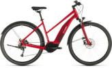 E-Bike Cube Nature Hybrid ONE 500 Allroad red´n´red