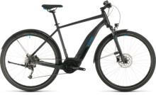 E-Bike Cube Nature Hybrid ONE 500 Allroad iridium´n´blue