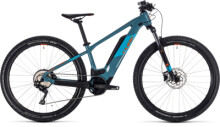 E-Bike Cube Reaction Hybrid Youth 400 blue´n´orange