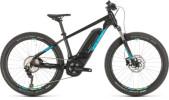 E-Bike Cube Acid 240 Hybrid Youth SL 400 black´n´blue