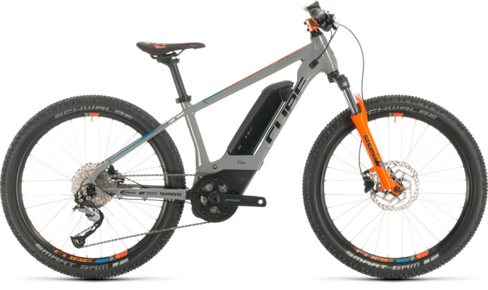 E-Bike Cube Acid 240 Hybrid Youth 400 actionteam 2020