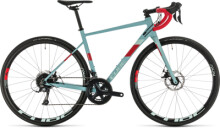 Race Cube Axial WS Pro greyblue´n´coral