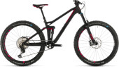 Mountainbike Cube Sting WS 140 HPC Race carbon´n´rubinred