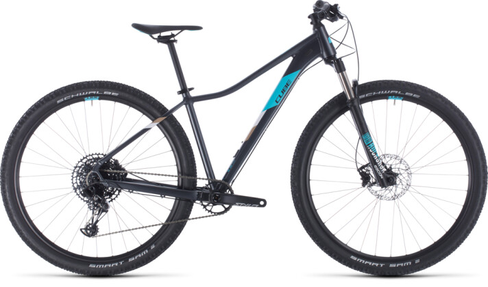 Mountainbike Cube Access WS SL iridium´n´aqua 2020