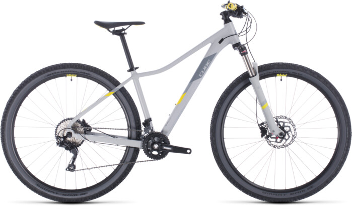 Mountainbike Cube Access WS Race grey´n´lime 2020