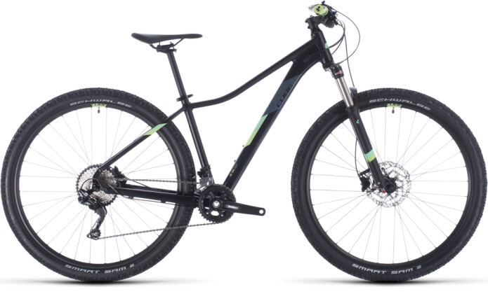 Mountainbike Cube Access WS Race black´n´green 2020