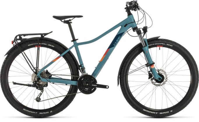 Mountainbike Cube Access WS Pro Allroad greyblue´n´apricot 2020