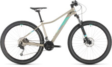 Mountainbike Cube Access WS Pro titan´n´mint