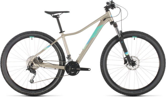 Mountainbike Cube Access WS Pro titan´n´mint 2020