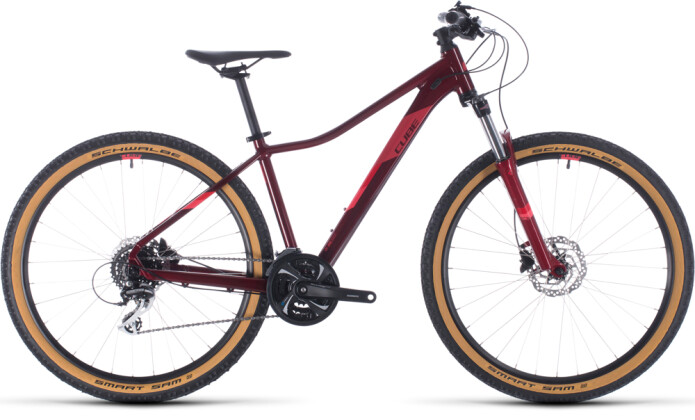 Mountainbike Cube Access WS Exc poppyred´n´coral 2020