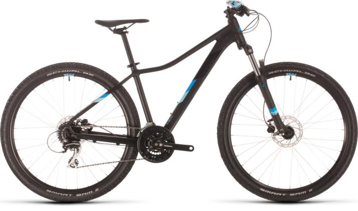 Mountainbike Cube Access WS EAZ black´n´blue 2020