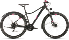 Mountainbike Cube Access WS Allroad black´n´berry