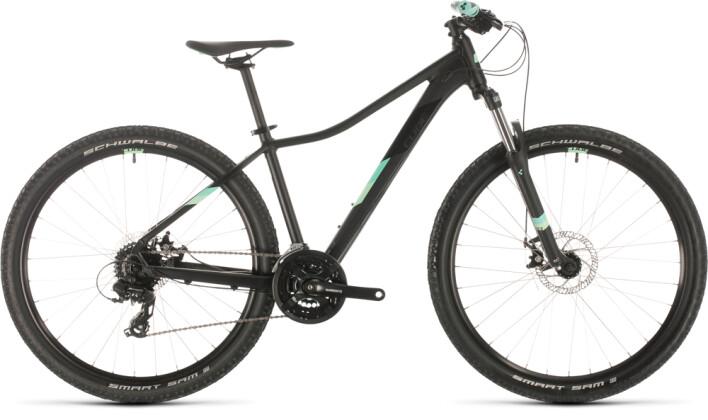 Mountainbike Cube Access WS  black´n´mint 2020