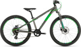 Kinder / Jugend Cube Acid 240 Disc grey´n´neongreen