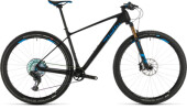 Mountainbike Cube Elite C:68X SLT carbon´n´blue