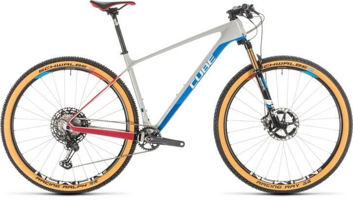 Mountainbike Cube Elite C:68X SL teamline 2020