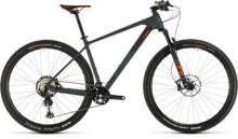 Mountainbike Cube Reaction C:62 Race grey´n´orange 2x12