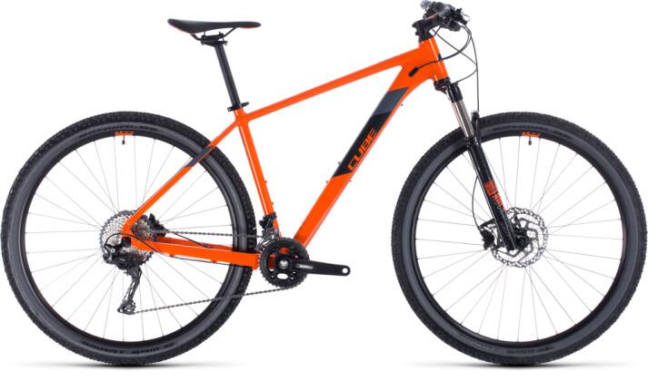Mountainbike Cube Attention SL orange´n´black 2020