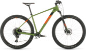Mountainbike Cube Analog green´n´orange