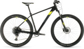 Mountainbike Cube Analog black´n´flashyellow