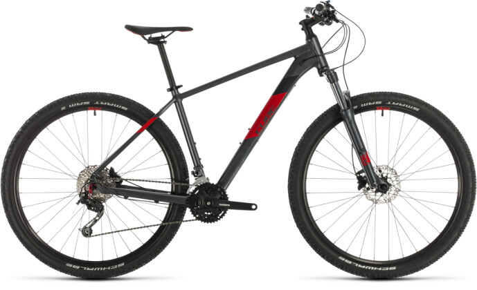 Mountainbike Cube Aim SL iridium´n´red 2020
