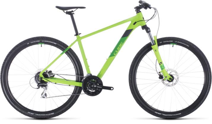 Mountainbike Cube Aim Pro green´n´iridium 2020