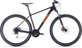 Mountainbike Cube Aim Pro black´n´orange