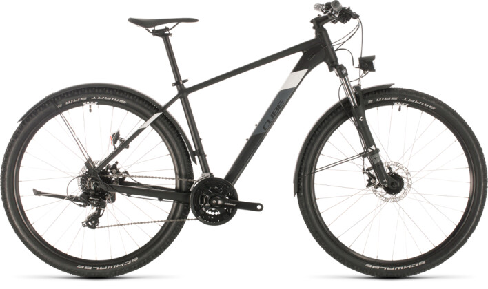 ATB Cube Aim Allroad black´n´white 2020
