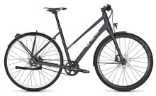 Citybike Univega GEO LIGHT TEN phantomgrey Trapez
